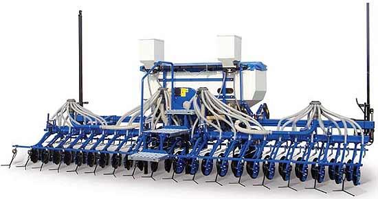 Сеялка зерновая пневматическая с графлением (Агромаш СЗП)