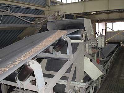 Комплекс для загрузки зерносклада (У13-УКЗ)