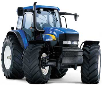 Трактор (New Holland TM)