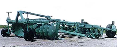 Агрегат комбинированный почвообрабатывающий (КПА-2,5 (5))