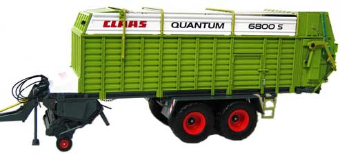 Прицеп-подборщик (Quantum)