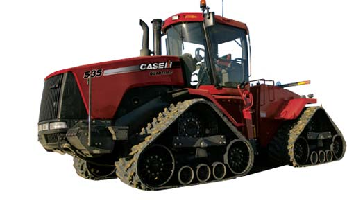 Трактор (Steiger QuadTrac)