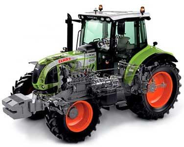 Трактор (Arion)