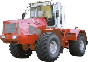 Трактор сельскохозяйственный (Кировец К-744Р)