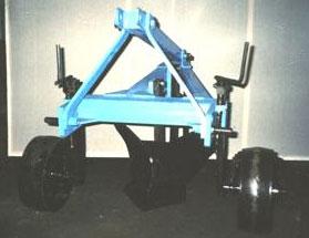 Плуг 1-но корпусный для посадки леса (ЛП-1)