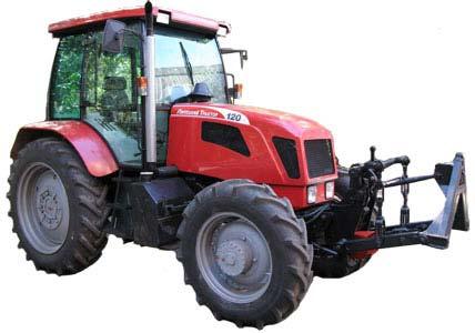 Трактор колесный универсально-пропашной (ЛТЗ-95Б и ЛТЗ-120Б)