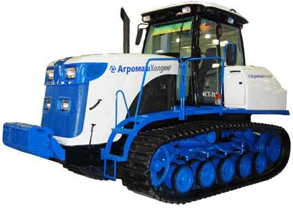 Трактор сельскохозяйственный (Четра 6С-315)