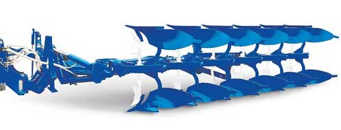 Плуг 2-6-ти корпусной навесной оборотный (Агромаш ПНО)