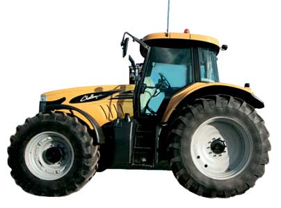 Трактор сельскохозяйственный (Challenger MT500B (Techstar))
