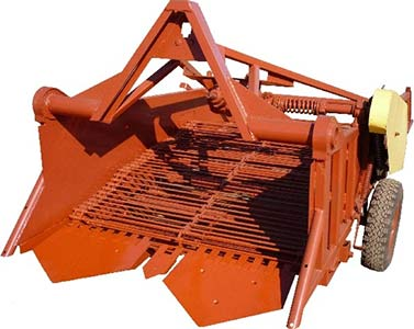 Копатель картофеля навесной двухрядный (КТН-2В)