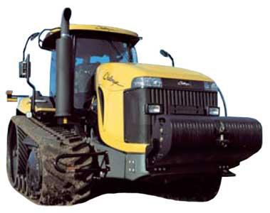Трактор гусеничный сельскохозяйственный (Challenger MT-800B)
