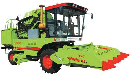 Комбайн кукурузоуборочный (YTO)
