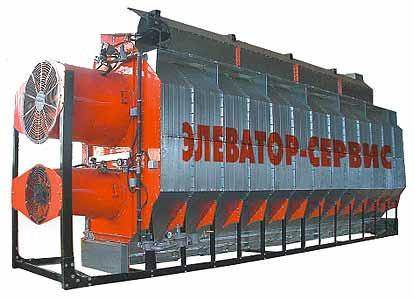 Зерносушилка газовая (ДТ-С 13)
