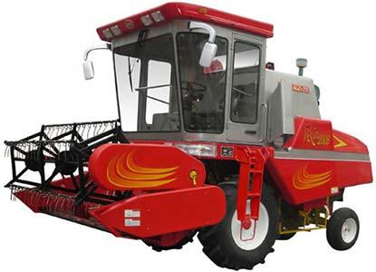 Комбайн зерноуборочный (YTO)