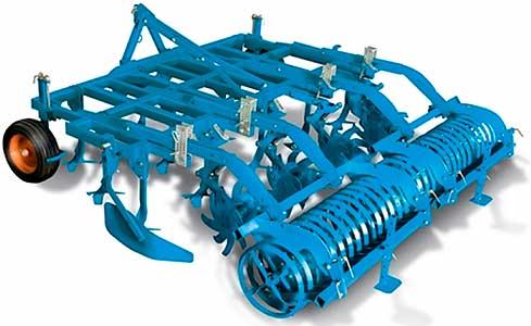 Культиватор стерневой усиленный (Агромаш КСУ)