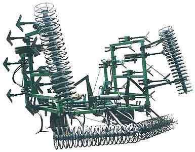 Агрегат комбинированный почвообрабатывающий (Лидер)