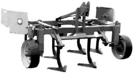Культиватор навесной виноградниковый  (КНВ-1,7-2-2,5-3)