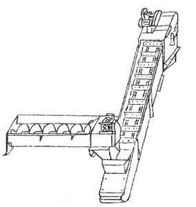 Транспортер корнеклубнеплодов (ТК-5,0 (ТС-40К))