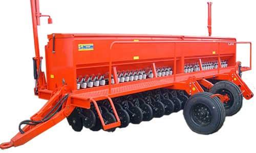 Сеялка зерновая универсальная (СЗУ-6)