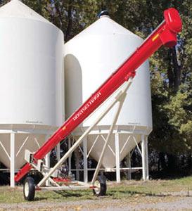 Транспортер зерна шнековый (ТШ)