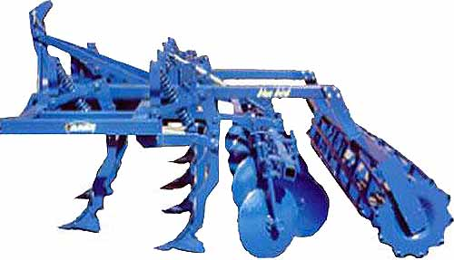 Культиватор короткий (Blue Bird 2 GH)