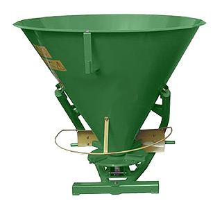 Рассеиватель минеральных удобрений однодисковый (Koliber)