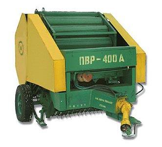 Пресс-подборщик рулонный (ПВР-400А)