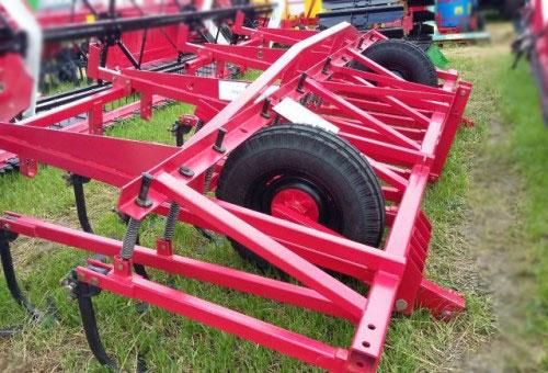 Культиватор для сплошной обработки почвы  (КПС)
