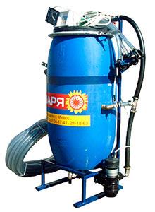 Оборудование для внесения консерванта в силосную массу (ОВК-1)