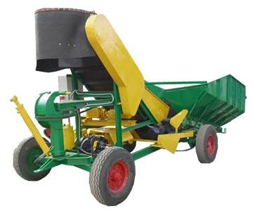 Транспортер загрузчик картофеля (ТЗК-30)