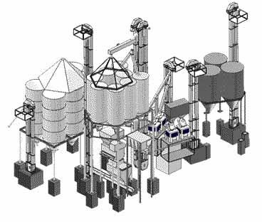 Завод комбикормовый