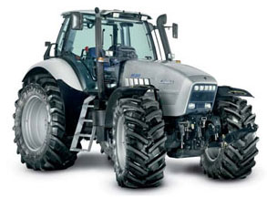 Трактор колёсный универсальный (Lamborghini R8.215/230)