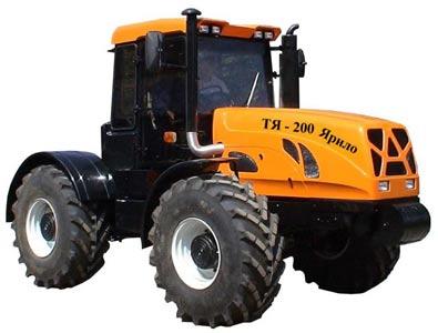 Трактор колесный (Ярило)
