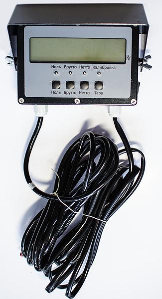 Система микропроцессорная контроля массы (СКМ)