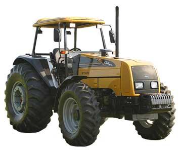Трактор сельскохозяйственный (Challenger WT400)