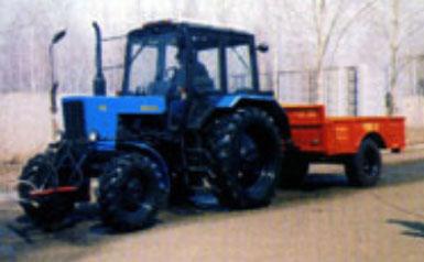 Полуприцеп для трактора (ТОПС-2)