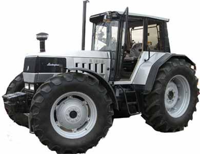 Трактор (Lamborghini R)