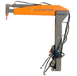 Манипулятор гидравлический навесной (МобиДик)
