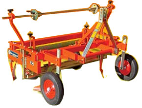 Машина для укладки полимерной плёнки (Checchi & Magli S 14)