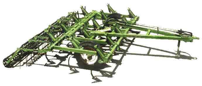 Культиватор прицепной комбинированный (КПК-4-02)