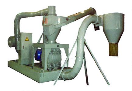Перегружатель зерна пневматический (ТА-46А-II)