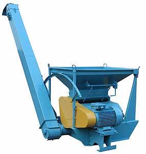 Плющилка влажного зерна (ПВЗ-10)