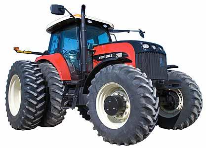 Трактор (Genesis)