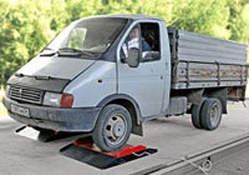 Весы автомобильные подкладные (Эльтон)