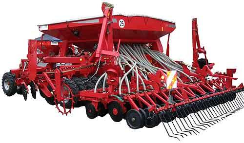 Агрегат почвообрабатывающе-посевной многофункциональный (АППМ)