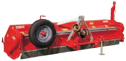 Мульчирователь полевой с горизонтальным ротором (Kuhn RM (S))
