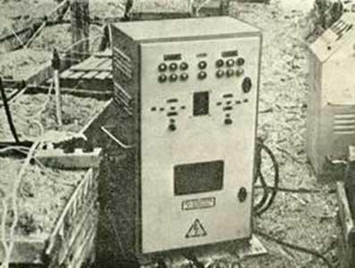 Установка электростратификационная (УЭС-6)