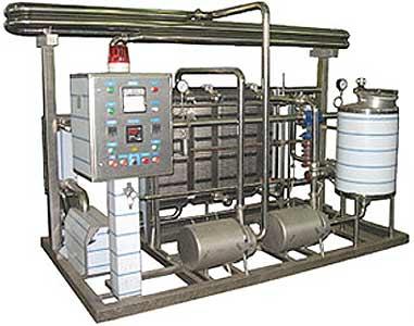 Установка автоматизированая пастеризационно-охладительная (АПОУП)