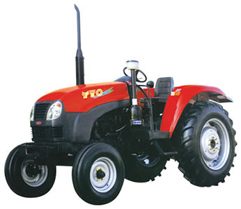 Трактор колёсный (YTO-X)