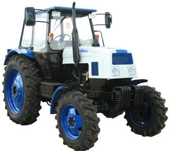 Трактор универсально-пропашной (ЛТЗ-60А/АБ)